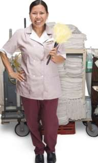 We are hiring part time local & PR housekeeper