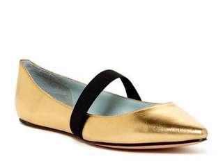 Marc Jacobs Halsey Pointy Ballerina Flat