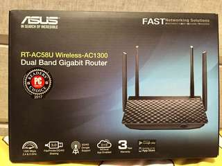 ASUS Wireless Router RT-AC58U