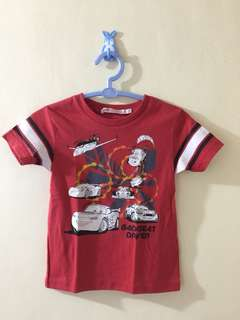 Uniqlo Cars shirt