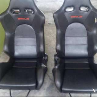 SSCUS Semi Bucket Seat