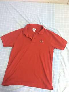 Authentic Polo Shirt Lacoste
