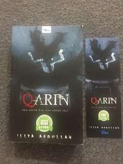 Malay novel / Melayu Novel Qarin