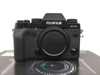Used Fujifilm X-T1 (BODY ONLY)