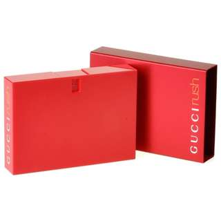 Gucci Rush EDT for Women (30ml/50ml/75ml/Tester) Red