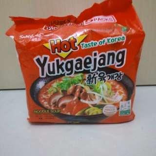 Samyang Hot Korean Noodles