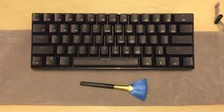 青軸鍵盤  Mechanical Keyboard