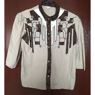 Axcess Art Blouse