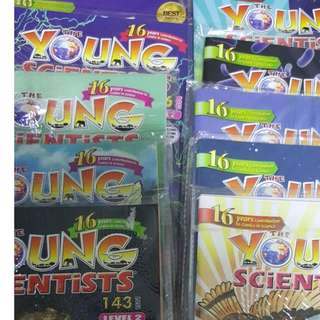 Young scientist level 2 -10 issues