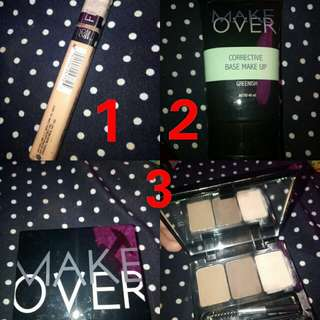 Make up preloved