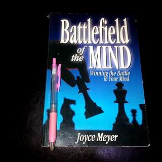 Joyce Meyer - BATTLEFIELD of the Mind