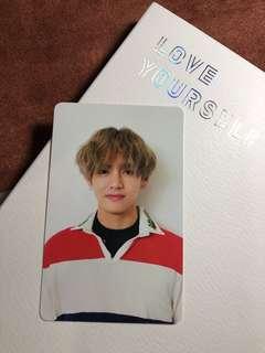 Bts taehyung V love yourself version V