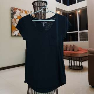 My Preloved Authentic Gap Black top small ❤