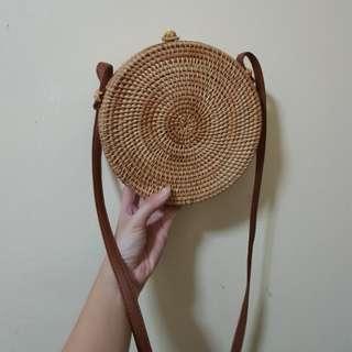 [PO] Brand New Rattan Bag (different sizes)