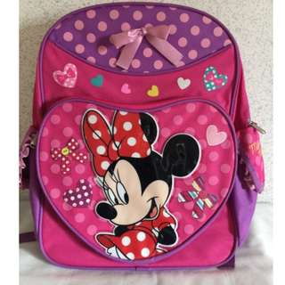 Disney Minnie Mouses Backpack for kids