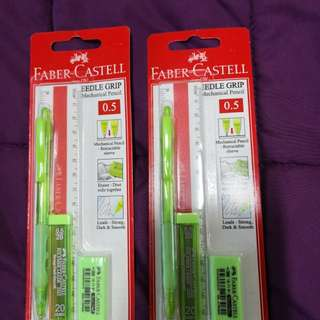 Faber castell mechincal pencil