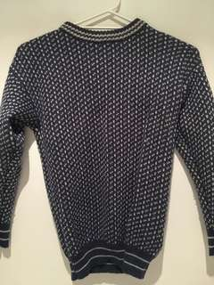 100% pure wool jumper