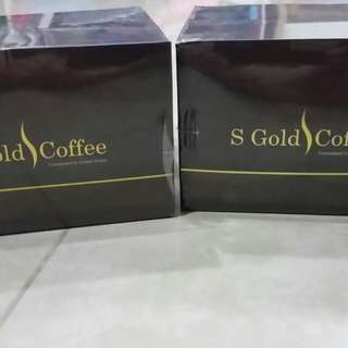 S gold coffee for slimming