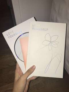 [WTS Fast] BTS LY Love Yourself Album (E version)