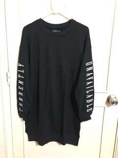 Bershka Sweater Dress