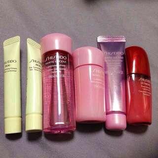 Shiseido White Lucent Travel size set