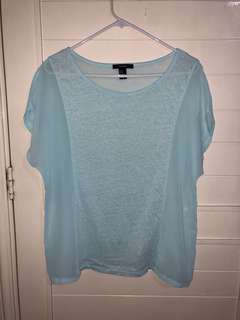 F21 Loose Blouse