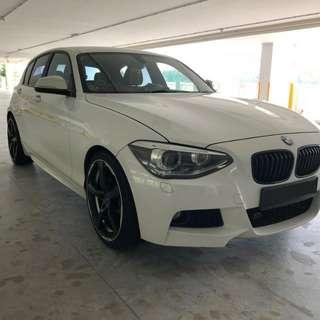 BMW 116i Hatchback Auto 5dr Urban