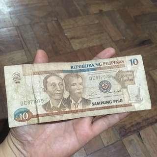 1998 P10 Bill