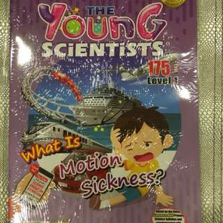 Young Scientists Level 1 Issue 175