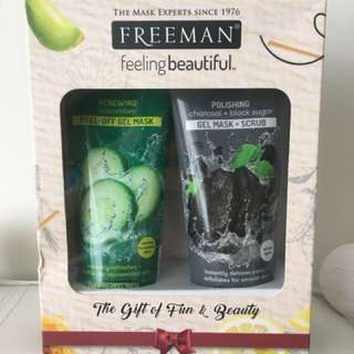 Freeman Peel-off Masker Set