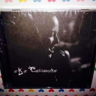 KC Concepcion	-	a.K.a Cassandra	(Sealed)