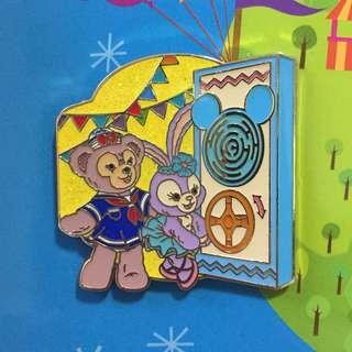 香港 迪士尼 限量版 徽章