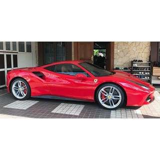 Ferrari 488 GTB 3.9 Auto