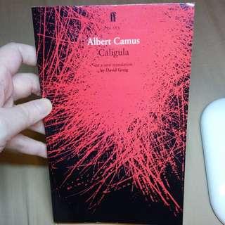 Caligula by Albert Camus *like new*