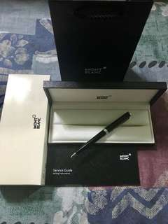 MONT BLANC Pen - Authentic and Brand New