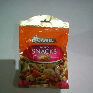 To bless :Camel Mixed Snacks