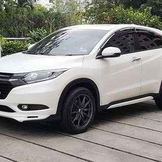 Honda Hrv V specs