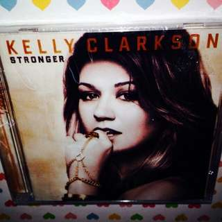 Kelly Clarkson	-	Stronger	(Sealed)