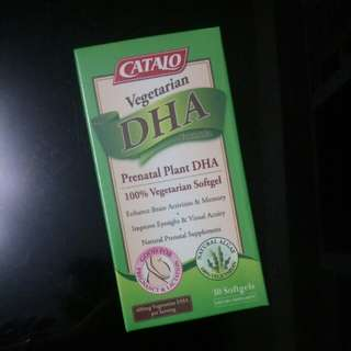 Catalo 藻油dha活腦補眼配方 30粒裝 孕婦