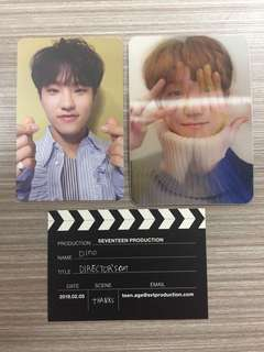 [WTT] SEVENTEEN DIRECTOR'S CUT PC