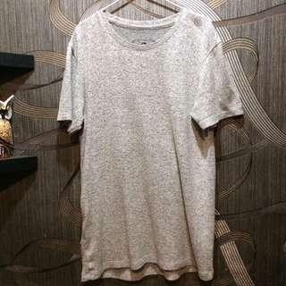 GAP Tshirt light grey soft cotton