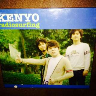 Kenyo	-	Radiosurfing	(Mint)