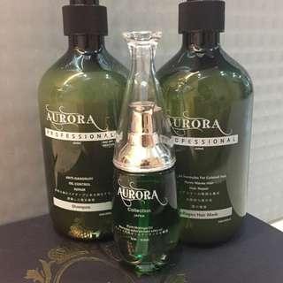 Aurora Hair Care Set Japan
