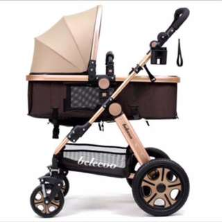 Belecoo LITE German European Design Pram/Stroller