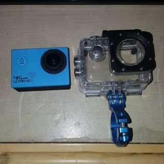 Sj9000 Action cam單車夾
