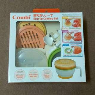 Combi分段食物調理器