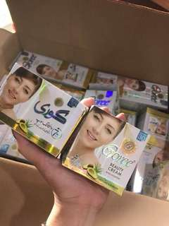 Original Goree Beauty Cream & Whitening Soap