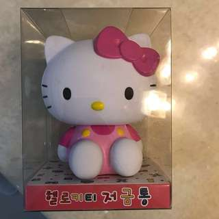 [BNIB] Authentic Sanrio Hello Kitty savings / piggy bank *from Korea*