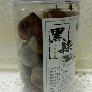 黑蒜(養身食品)(買10送1)