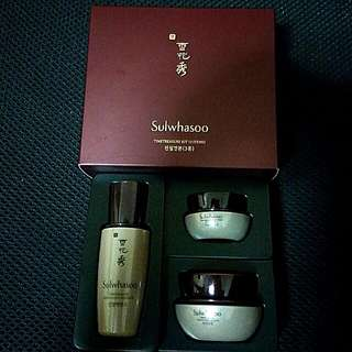 Sulwhasoo Timetreasure Kit ( 3items )
